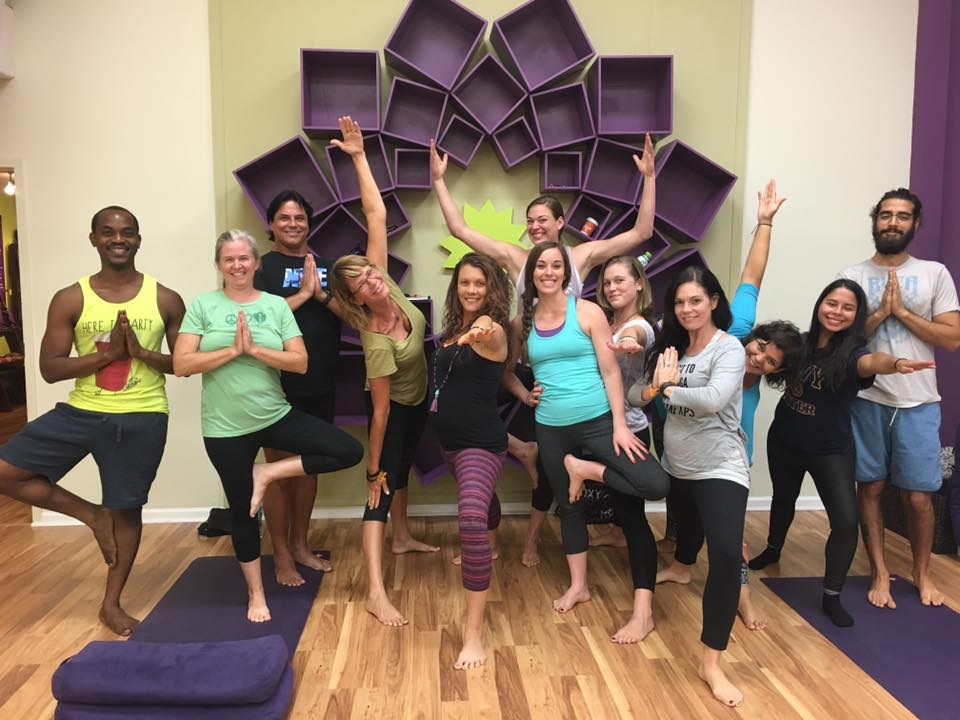 Orlando Yoga Teacher Training