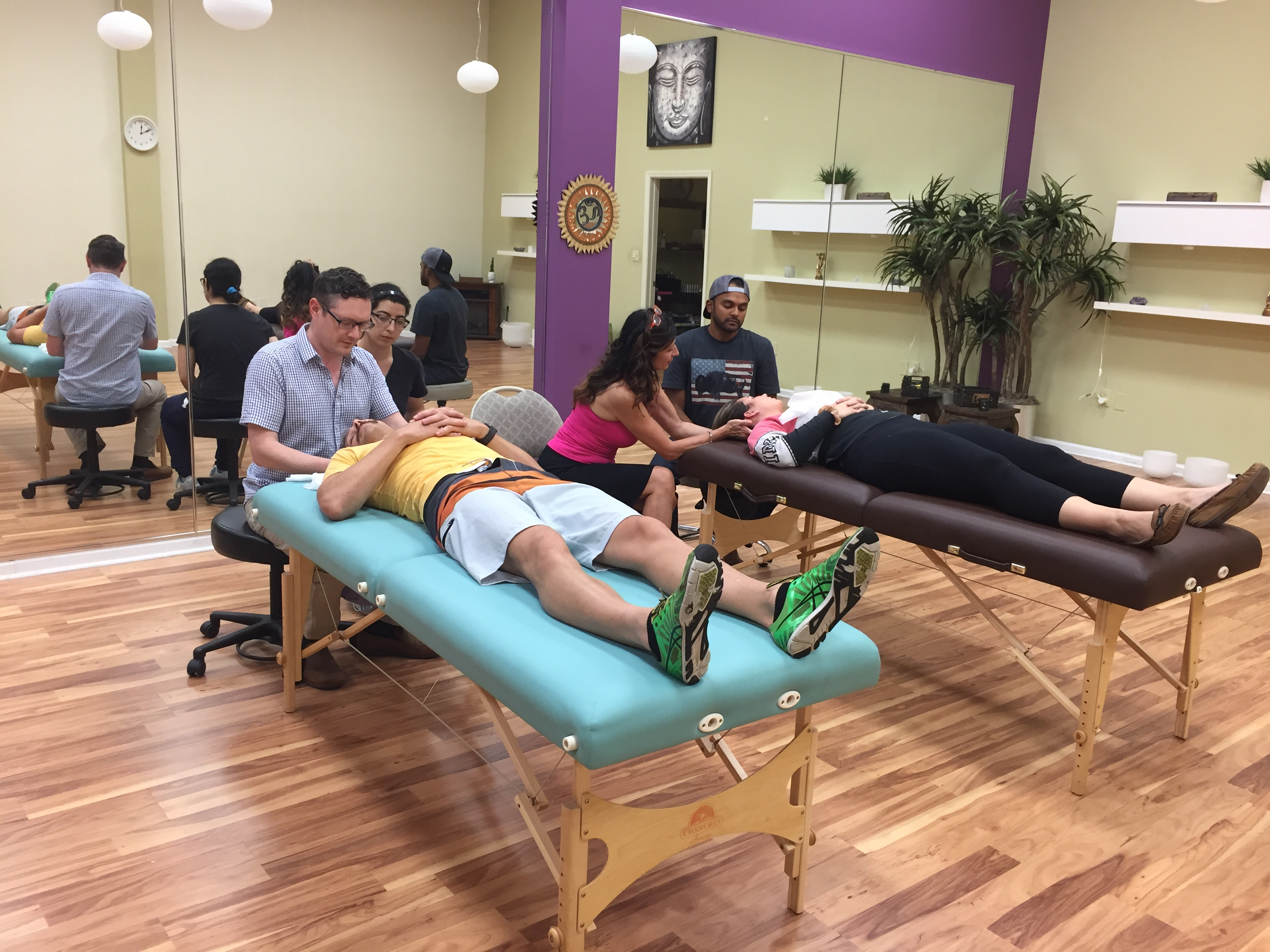 Central Florida Massage Therapy School