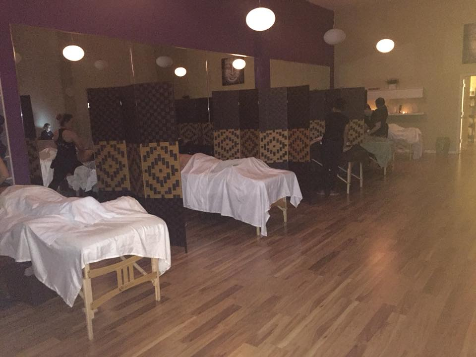 massage school clinic